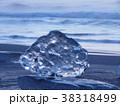 豊頃町 ジュエリーアイス 海の写真 38318499