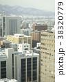さっぽろテレビ塔からの眺め(ジオラマ風) 38320779