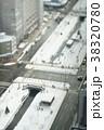さっぽろテレビ塔からの眺め(ジオラマ風) 38320780