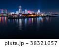 みなとみらい 横浜 夜景の写真 38321657