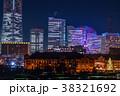 みなとみらい 横浜 夜景の写真 38321692