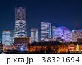 みなとみらい 横浜 夜景の写真 38321694