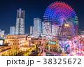 横浜 みなとみらい 夜景の写真 38325672