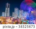 横浜 みなとみらい 夜景の写真 38325673