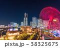 《神奈川県》横浜みなとみらい・全館ライトアップ夜景 38325675