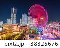 横浜 みなとみらい 夜景の写真 38325676