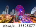 横浜 みなとみらい 夜景の写真 38325677