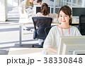ビジネスウーマン ビジネス パソコンの写真 38330848