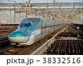 乗り物 鉄道 新幹線の写真 38332516
