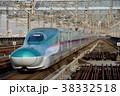 乗り物 鉄道 新幹線の写真 38332518