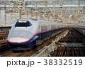 乗り物 鉄道 新幹線の写真 38332519
