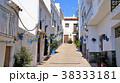 エステポナ 街並み 白壁の写真 38333181