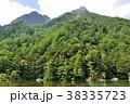 山 風景 川の写真 38335723