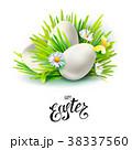 EASTER イースター 復活祭のイラスト 38337560