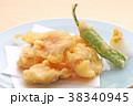 鶏肉 天ぷら 天婦羅の写真 38340945
