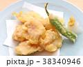 鶏肉 天ぷら 天婦羅の写真 38340946