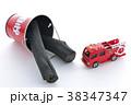 消防車 緊急車両 38347347