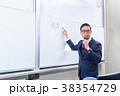 教授 男性 講義の写真 38354729
