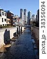 神田川 川 河川の写真 38356094