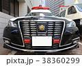 パトカー 車 自動車の写真 38360299