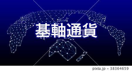 ネットワーク_イメージイラスト 38364659