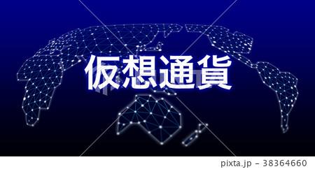 ネットワーク_イメージイラスト 38364660