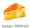 チーズケーキ・皿なし 38365129