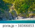 篠穂の滝 -奄美大島の海からしか行けない滝- 38366853