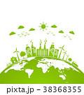 概念 大地 エコのイラスト 38368355