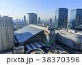 街並み 街 ビルの写真 38370396