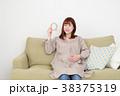 女性 女 人物の写真 38375319