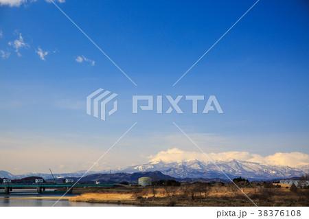 蔵王山脈 38376108