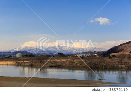 蔵王山脈 38376110