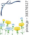 カーネーション 母の日 花のイラスト 38376527