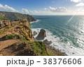 ロカ岬 岬 大西洋の写真 38376606