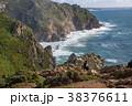 ロカ岬 岬 大西洋の写真 38376611