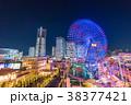 横浜 みなとみらい 夜景の写真 38377421