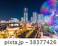 横浜 みなとみらい 夜景の写真 38377426