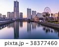 《神奈川県》横浜みなとみらい・全館ライトアップ夜景 38377460