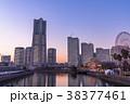 《神奈川県》横浜みなとみらい・全館ライトアップ夜景 38377461