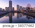 《神奈川県》横浜みなとみらい・全館ライトアップ夜景 38377462