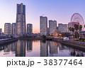 《神奈川県》横浜みなとみらい・全館ライトアップ夜景 38377464