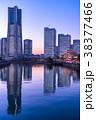《神奈川県》横浜みなとみらい・全館ライトアップ夜景 38377466