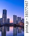 《神奈川県》横浜みなとみらい・全館ライトアップ夜景 38377467
