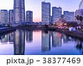 《神奈川県》横浜みなとみらい・全館ライトアップ夜景 38377469