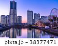 《神奈川県》横浜みなとみらい・全館ライトアップ夜景 38377471