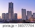オフィス街 ビジネス街 都市の写真 38377704