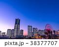 オフィス街 ビジネス街 都市の写真 38377707