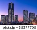 オフィス街 ビジネス街 都市の写真 38377708