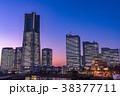 横浜 みなとみらい 全館ライトアップの写真 38377711